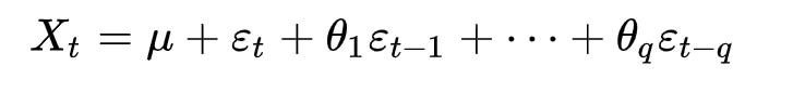 Modèle ARIMA avec Python - Prévisions de séries temporelles 15