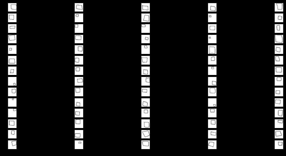 Réseau de neurones convolutif : Visualisation de l'activation intermédiaire 2